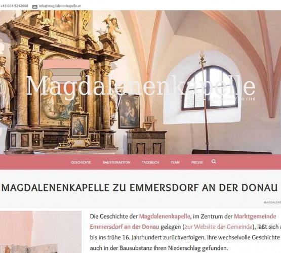 Abb. Screenshot Magdalenenkapelle (2015)